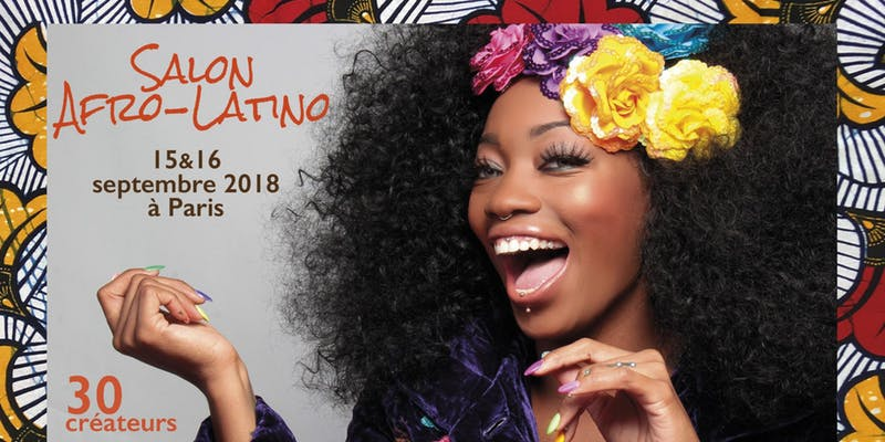 le salon des createurs africains et latinos