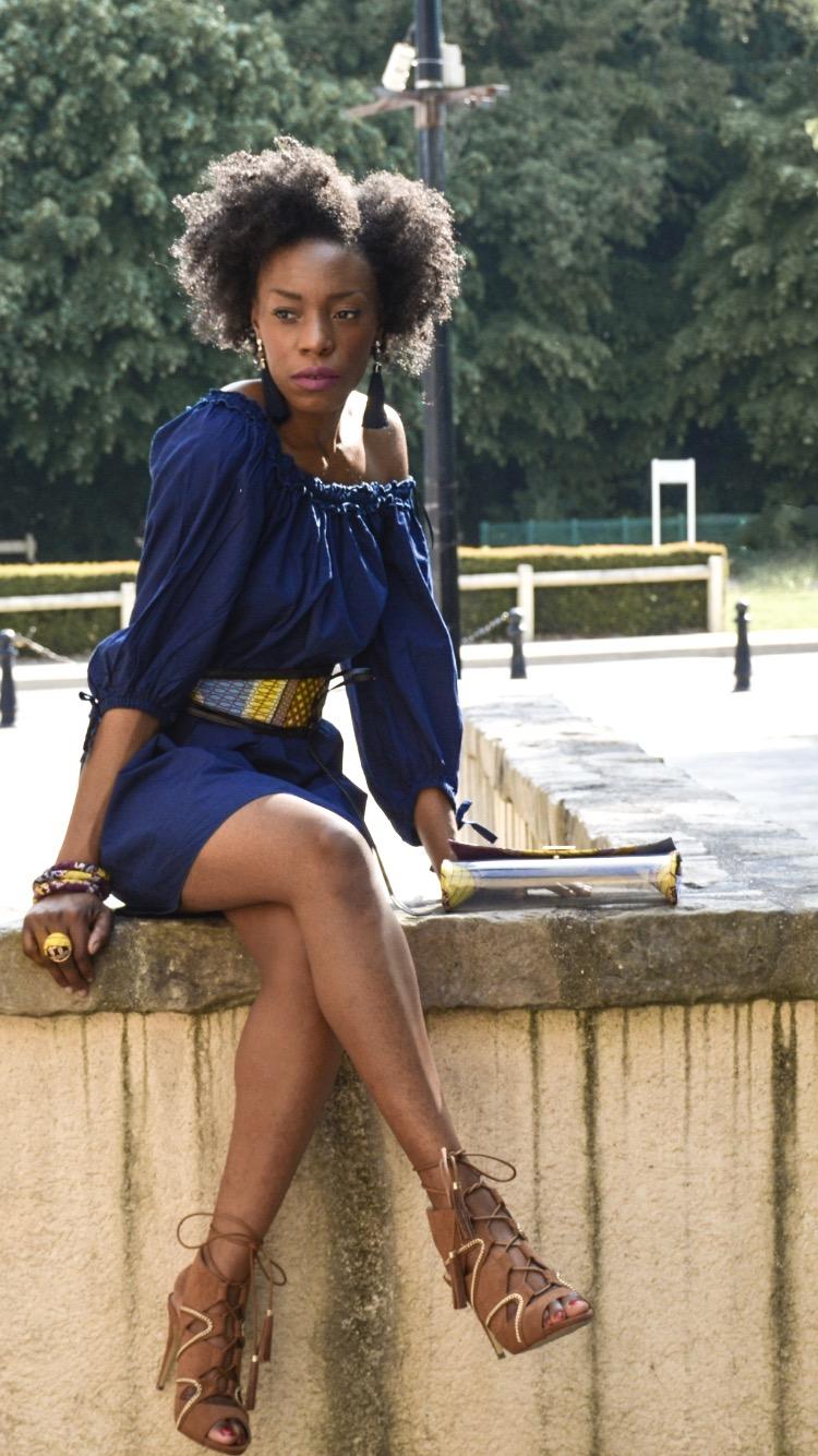 Stylisée sa tenue avec l'African Prints