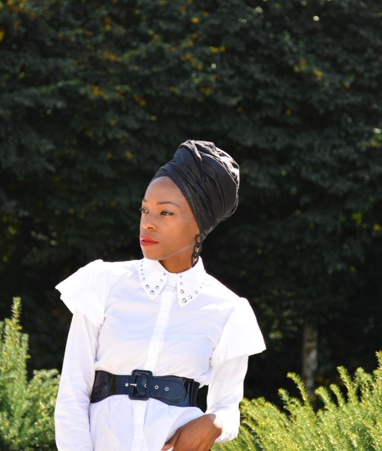 lovzen attache de foulard femme