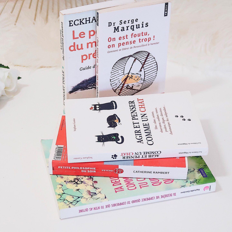 5 Livres Faciles pour Débuter en Développement Personnel