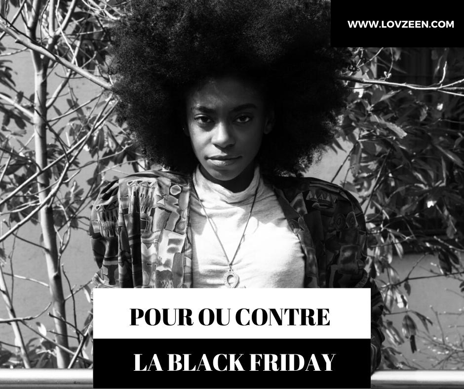 Pour ou Contre la Black Friday ?